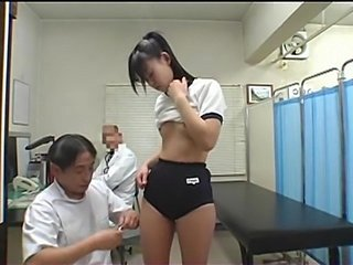 Asian Doctor HiddenCam Old and Young School Teen Voyeur