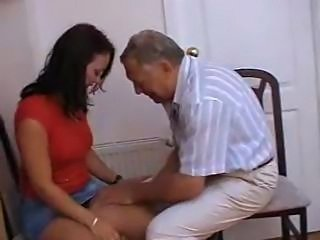 French Teen Daughter Amateur Taboo homemade reality sex with oldman