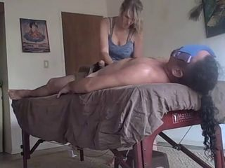Amateur Massage MILF