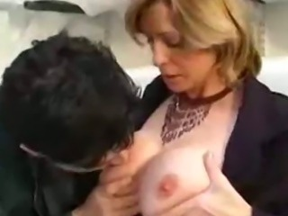 Big Tits Mature Natural Nipples