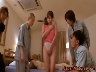 Asian Gangbang Japanese