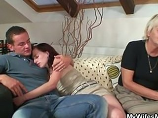 "Old Bag Gets Banged By Son In Law"" target=""_blank"