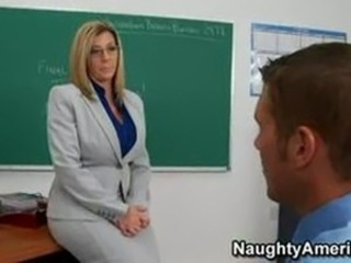 Big Tits  School Teacher
