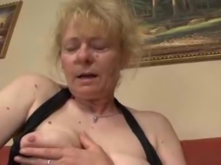 Daddy Fucks Hairy Granny by TROC
