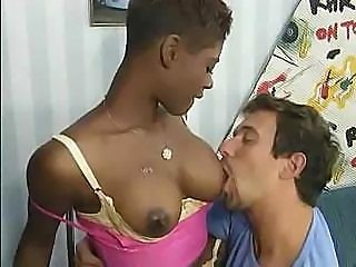 Ebony Funny Interracial Small Tits Teen