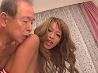 Amazing Asian Doggystyle Japanese Old and Young Teen