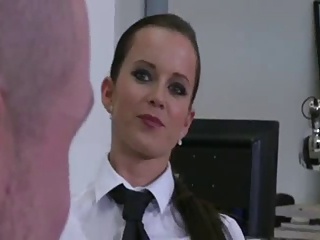 Cute Gangbang Office Teen
