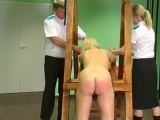 Bdsm Pain Spanking Teen
