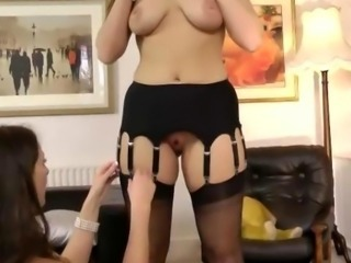 Watch this mature lesbo action