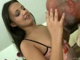 Amateur Cute Old and Young Teen