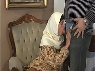 Arab Blowjob Mature