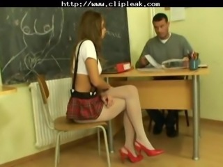 Hot For My Teacher Scene 2