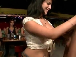 Amateur Drunk Party Stripper Teen