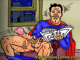 Superman and supergirl sex