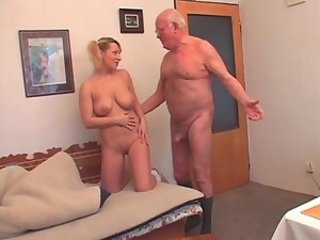Intense granpa loves your gurl 01 scene 6