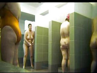 Voyeur: Real Shut Cam Wide Moscow Shower