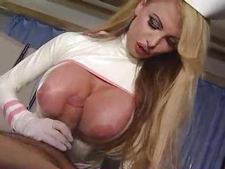 Nurse Taylor Wane In Latex Sucks Dick