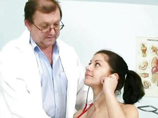 Cute Doctor Fetish Old and Young Teen