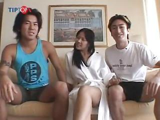 Asian Teen Thai Threesome
