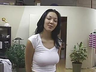 Asian Brunette Natural Teen