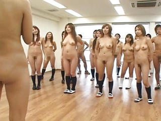 Asian Japanese Nudist School Teen