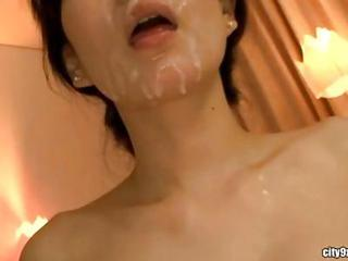Asian Cumshot Facial Korean