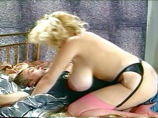 Big Tits Blonde  Stockings Vintage