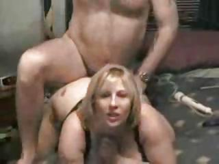 Amateur Chubby Doggystyle Homemade  Wife