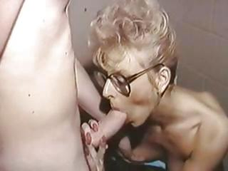 Blowjob Glasses  Vintage