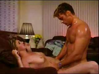 Retro Girl Fucked In Missionary Style