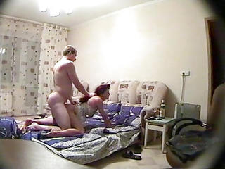 Freaky Private Voyeur Copulation Video Presented By My Spy Vids