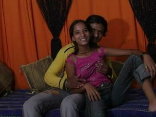 Nice Indian couple boning