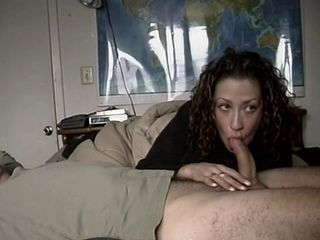 Homemade cute girlfriend enjoying her boyfriend's cock