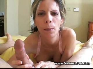 Baby Sitter Blowjob