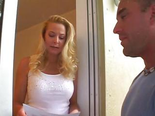 Jacy Andrews Gets Surprised By A Dick And Gets An Extra Hard Fuck