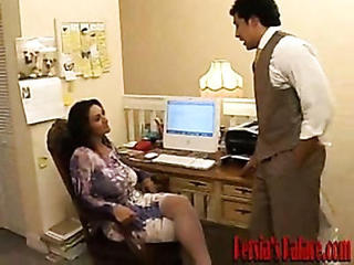 Big Tits  Office
