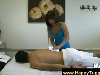 Thai Massage With Chubby Tits