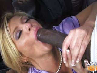 Ginger Lynn - My Mom Love Big Black Cock !