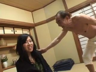 asian tricked by old men