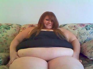 Destiny BBW Showing Off Her Big Beautiful Belly