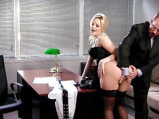 Alexis Texas Fucks A Dude At The...