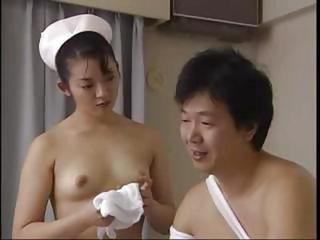 Asian Chinese Nurse Small Tits Teen