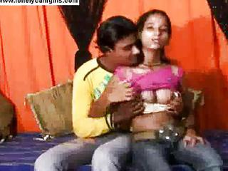 Amateur Indian Old and Young Teen