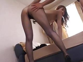 Asian Ass Japanese Legs  Pantyhose
