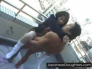 japanese japanese daughter get daddys painfull cock up her ass