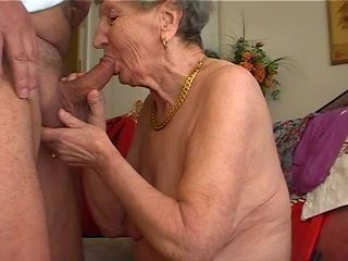 Granny likes to play the flute 2