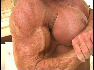 Trudy Fbb Muscle Show