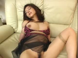 Amazing Asian Big Tits Bondage Fetish Hairy Lingerie  Natural