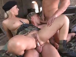 Bisexual army training