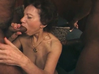 Cock-hungry Grandmas Get A Dose Of Hard Dicks